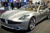 $80000 Fisker Sports Car