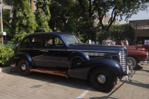 GVCCC Ahmedabad Heritage Drive Hosted on 24-11-2013