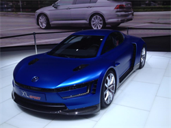 Volkswagen XL Sports Concept