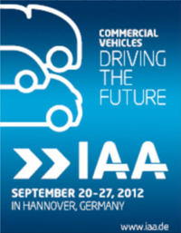 IAA Commercial Vehicles Show, 2012