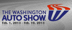 Washington Auto Show 2013