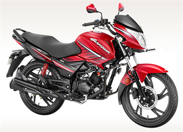 Hero MotoCorp-New Glamour-New Glamour (Disc)