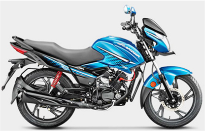 Hero MotoCorp-Glamour-Glamour Programmed Fi