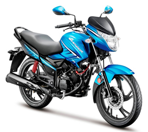 Hero MotoCorp-Glamour-Glamour (Disc)