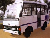 Eicher Motors-Bus-Eicher 10.50 CityBus