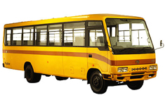 Eicher Motors-Bus-Eicher 10.70 SchoolBus