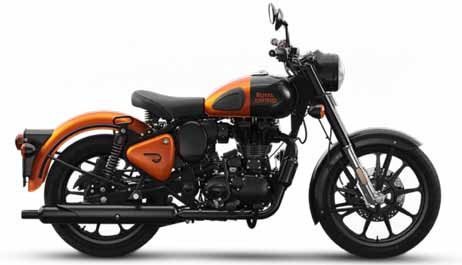 Royal Enfield Classic 350 gets two new colour options