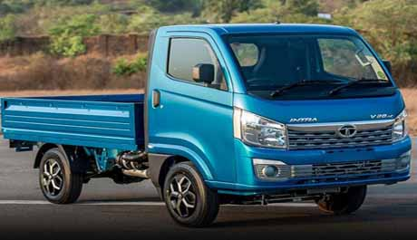 Tata Motors creates a compact truck segment with the launch of Intra
