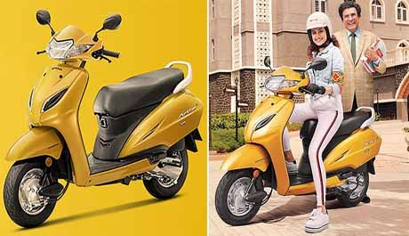 Honda to launch India's 1st BS-VI two-wheeler on 12th June !!
