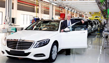 Mercedes-Benz India passes on GST benefit to customers with immediate effect