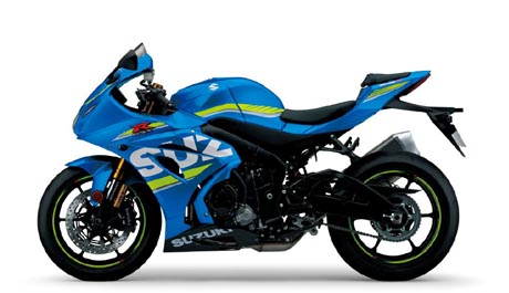 Suzuki launches two new Gixxers in India
