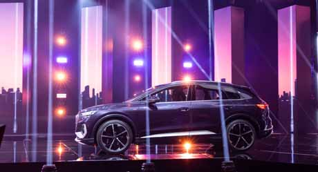 2021 Audi Q4 e-tron electric SUVs debut, features you will love