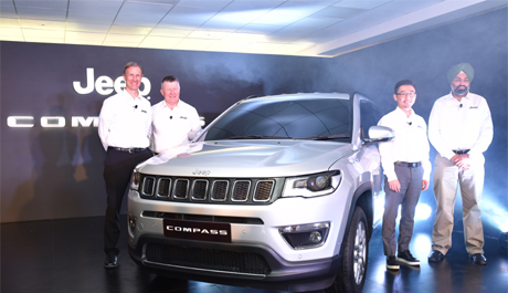Come June, Jeep Compass will roll out from India