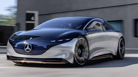 Everything you need to know: Mercedes-Benz EQS All-electric sedan