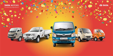 Tata Motors extends Diwali offer on small CVs