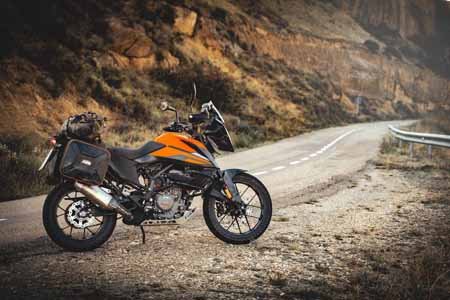 KTM 390 Adventure marks entry into the adventure motorcycles market