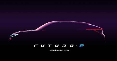 Maruti Suzuki to showcase Concept FUTURO-e at Auto Expo 2020