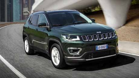 UPCOMING 2021 JEEP COMPASS FACELIFT REVEALED