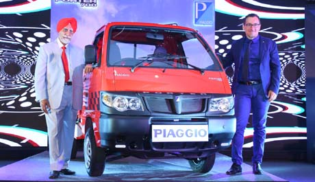 Piaggio launches the Next Gen Porter 700 for last mile transportation