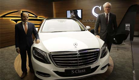 Mercedes inaugurates revamped 3S dealership in Mumbai