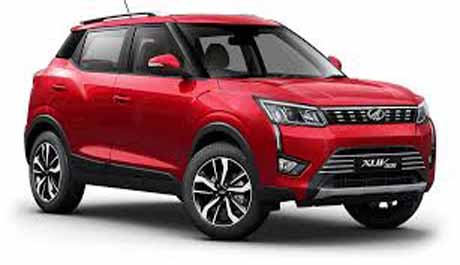 The XUV300 with Cheetah-inspired design launched