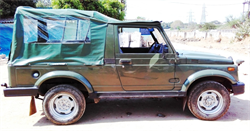 Maruti-Gypsy-King Soft Top