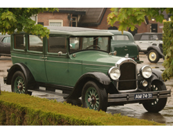Willys-Knight, a 1932 Rare Car Existing in the UK